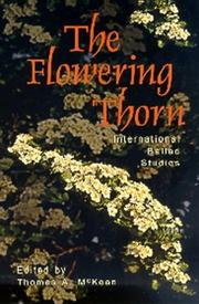 Cover of: Flowering Thorn
