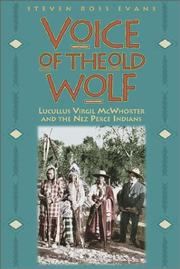 Cover of: Voice of the Old Wolf