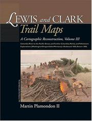 Cover of: Lewis and Clark Trail Maps
