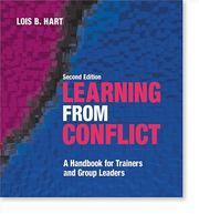 Cover of: Learning from Conflict | Lois B. Hart