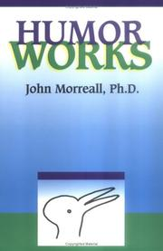 Cover of: Humor works | John Morreall