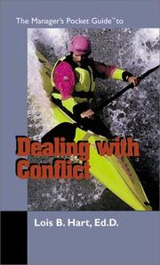 Cover of: Manager's Pocket Guide to Dealing with Conflict