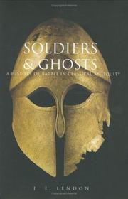 Cover of: Soldiers and Ghosts