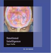 Cover of: Emotional Intelligence Style Profile Facilitator's Guide