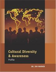Cover of: Diversity & Cultural Awareness Profile: Packet of 5