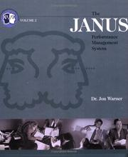 Cover of: Janus Performance Management System Vol. 2, With CD