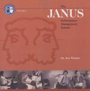 Cover of: Janus Performance Management System Vol. 3, With CD