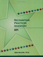 Cover of: Recognition Practices Inventory