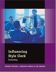 Cover of: Influencing Style Clock Assessment: Packet of 5