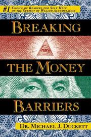 Cover of: Breaking the Money Barriers