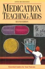 Cover of: Medication Teaching AIDS