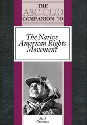 Cover of: The Native American Rights Movement