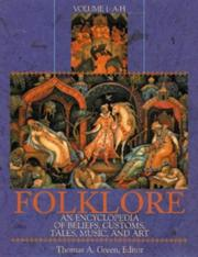 Cover of: Folklore | Thomas A. Green