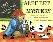 Cover of: Sam the Detective and the Alef Bet Mystery