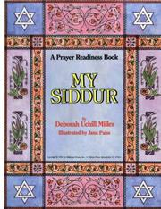 Cover of: My Siddur