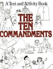 Cover of: Ten Commandments