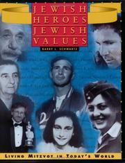 Cover of: Jewish heroes, Jewish values