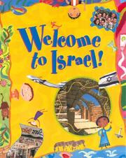 Cover of: Welcome to Israel! | Lilly Rivlin, Gila Gevirtz