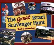 Cover of: The Great Israel Scavenger Hunt
