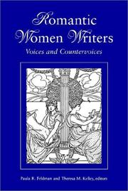 Cover of: Romantic Women Writers |