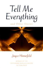 Cover of: Tell me everything and other stories