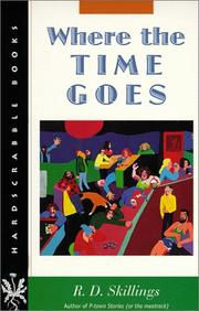 Cover of: Where the time goes