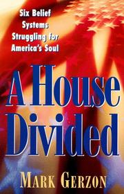 Cover of: A house divided