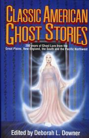 Cover of: Classic American ghost stories |