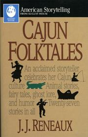 Cover of: Cajun folktales