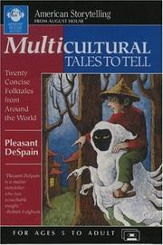 Cover of: Multicultural Tales to Tell (American Storytelling)