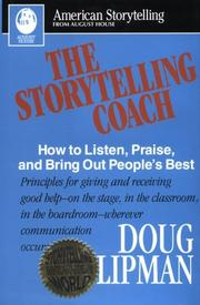 Cover of: The storytelling coach