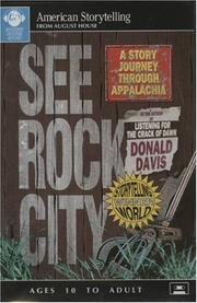 Cover of: See Rock City (American Storytelling) | Donald Davis