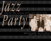Cover of: Jazz Party