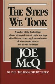 Cover of: Steps We Took | Joe McQ