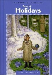 Cover of: Tales of holidays