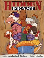 Cover of: The hidden feast: a folktale from the American South