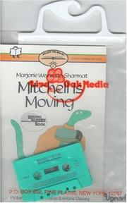Cover of: Mitchell Is Moving (Ready-To-Read) | Marjorie Weinman Sharmat