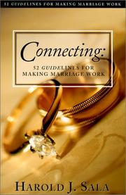 Cover of: Connecting