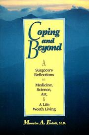 Cover of: Coping and beyond | Moneim A. Fadali