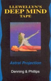 Cover of: Astral Projection (Deep Mind Tape)