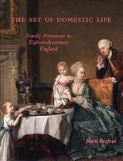 Cover of: art of domestic life | Kate Retford