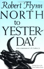 Cover of: North to yesterday