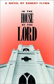 Cover of: In the house of the Lord
