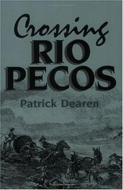 Cover of: Crossing Rio Pecos