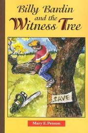 Cover of: Billy Bardin and the Witness Tree | Mary Penson