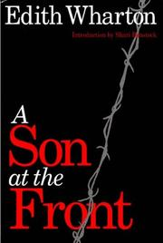 Cover of: A son at the front