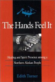 Cover of: hands feel it | Edith L. B. Turner
