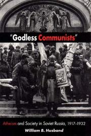 Cover of: Godless communists | William Husband