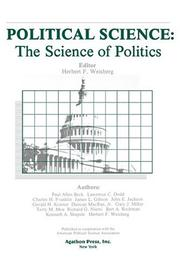 Cover of: Political Science