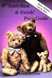 Cover of: 4th teddy bear & friends price guide